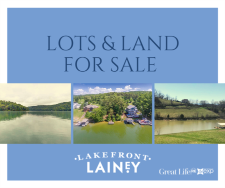 Lots and Land For Sale Right Now!