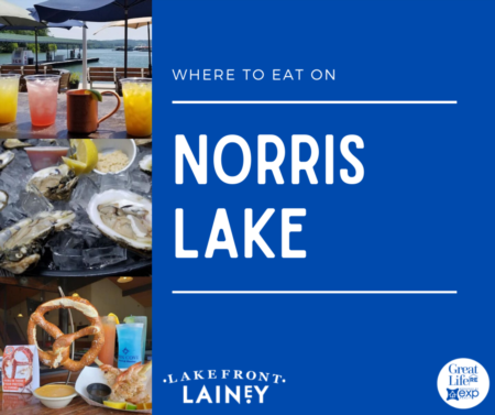 Where To Eat On or Near Norris Lake
