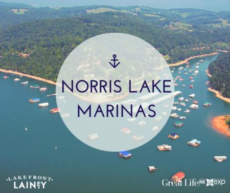 Norris Lake Marinas