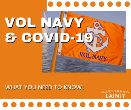 VOL Navy and COVID-19 Restrictions