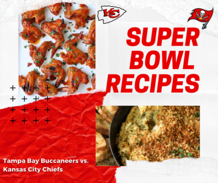 Super Bowl Sunday Recipes