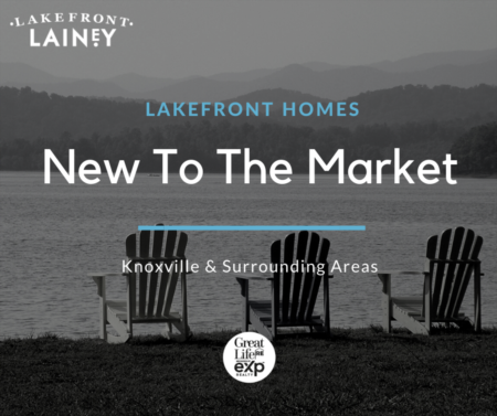 Lakefront Homes That Just Hit The Market