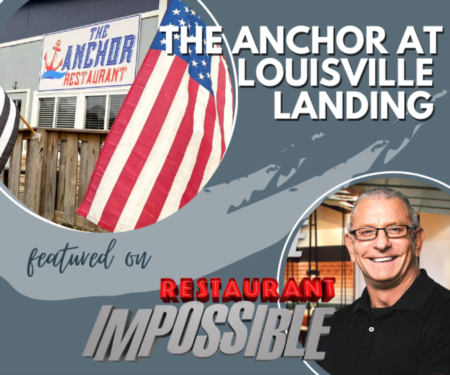 Restaurant: Impossible, The Anchor at Louisville Landing