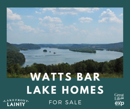 Watts Bar Lake Homes For Sale