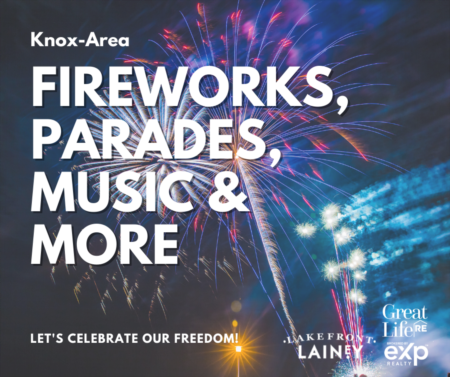 4th of July Fireworks, Parades, Music, & More!