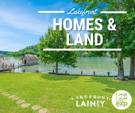 Lakefront Homes and Lots For Sale