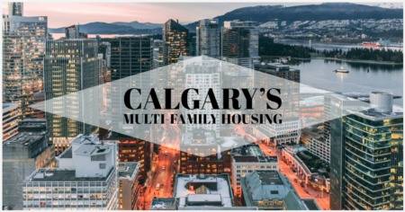 Calgary's Multi-Family Housing