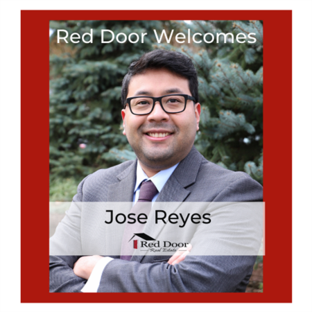 Red Door Real Estate welcomes Quincy MA Resident Jose Reyes to the team.