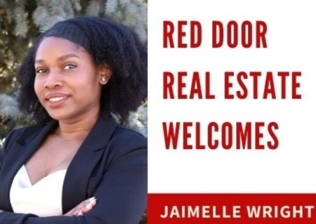 Red Door Real Estate Welcomes Jaimelle Wright to the team