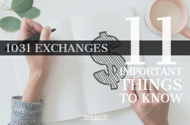 11 Important Things to Know About 1031 Exchanges in Florida