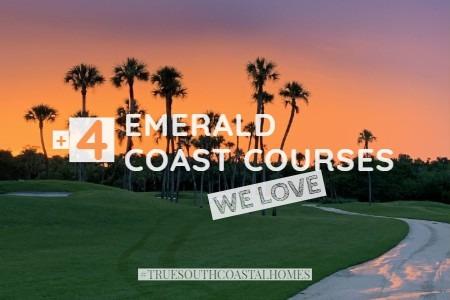 4 {more} Emerald Coast Courses We Love