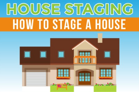 House Staging (Full photos for easy DIY home staging)