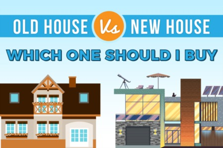 Old House vs New House (Which one you should buy)