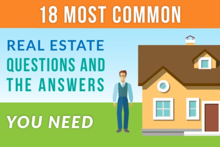 Real Estate Questions (And the answers you need to know)