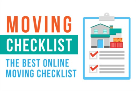 Moving Checklist (Best Moving Companies Dallas)