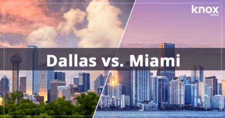 Dallas vs. Miami: Which City is Best? In-Depth Comparison