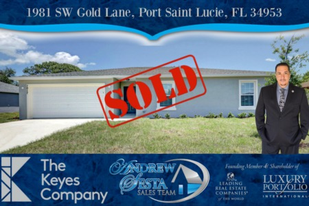 Port Saint Lucie New Construction Real Estate Specialists