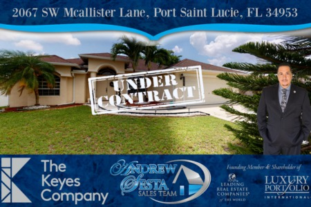 Port Saint Lucie Real Estate Market Is On Fire