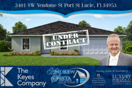 Port Saint Lucie New Construction Homes For Sale