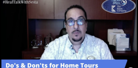 The Dos and Donts of Home Tours