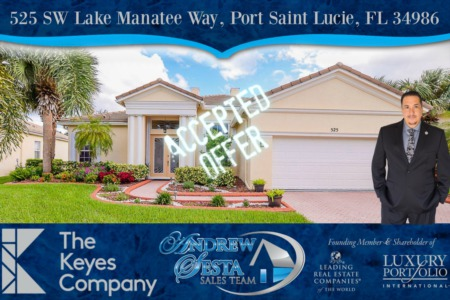 Lake Forest Home Under Contract