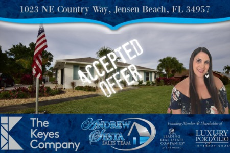 Another Pinecrest Home Sold and Closed