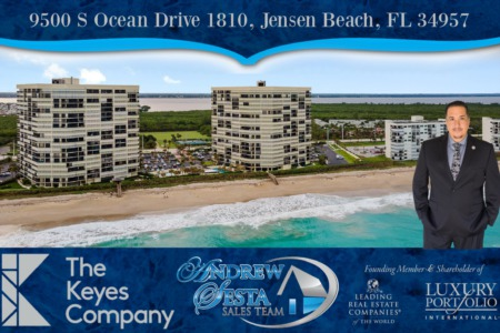 ANOTHER HUTCHINSON ISLAND FLORIDA CONDO UNDER CONTRACT