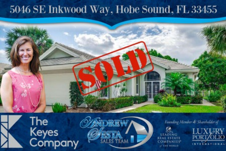 Another Hobe Sound Preserve Home Sold -Inkwood
