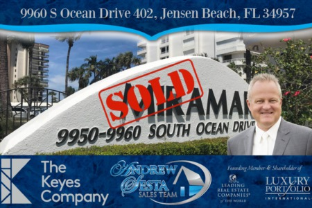 Another Oceanfront Condo Sold and Closed Miramar II