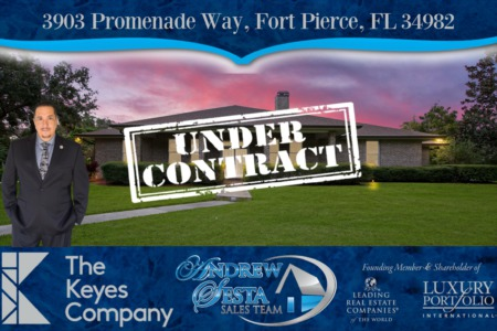 ANOTHER WHITE CITY HOME UNDER CONTRACT