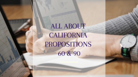 All About California Propositions 60 & 90
