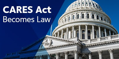 CARES ACT: Forgivable Government Loans, Stimulus Checks & Tax Credits