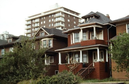 Vancouver observes a 47% increase in older rental units.