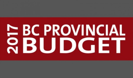 The Gift by Liberals – The B.C Budget 2017 provides for a 50% cut in MSP premiums and other benefits.