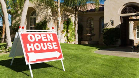 Five Steps To Holding A Successful Open House