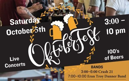 Oktoberfest  October 5 Powder Ridge Mountain Park & Resort