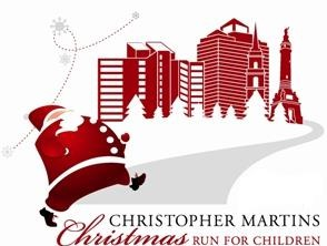 Christopher Martin's Christmas Run for Children