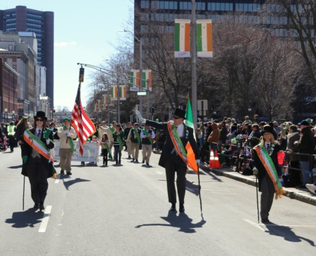 Greater New Haven St. Patricks Day Parade