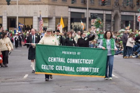 The 49th Annual Greater Hartford St. Patrick's Day Parade