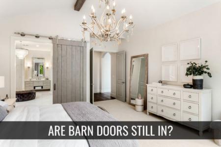 Barn Doors- Is the Trend Over?