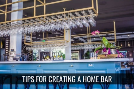Creating a Home Bar In Connectiuct