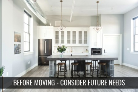 Before Moving In Connecticut - Remember Future Needs