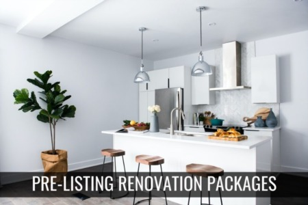 Pre-Listing Renovation Packages In Connecticut