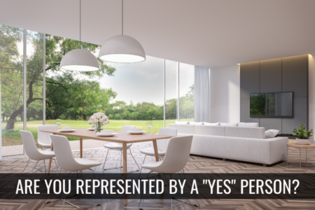 Are you Being Represented by a 'Yes-Agent' In Connecticut?