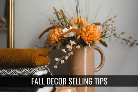 Fall and Holiday Décor Listing Tips In Connecticut