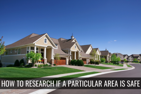 Is Your New Neighborhood Safe In Connecticut? How to Research Your New Community