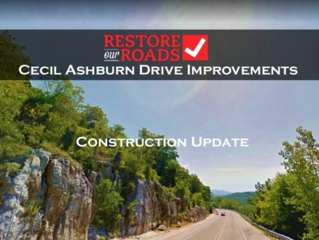 Curious About Cecil Ashburn progress?