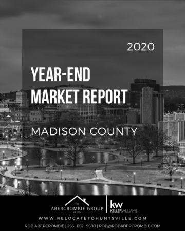 2020 YEAR-END MARKET REPORT