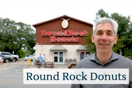 Discover Austin: Round Rock Donuts - Episode 3