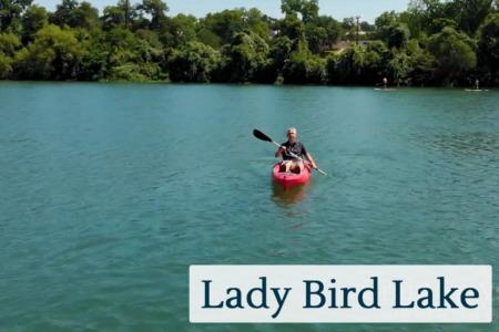 Discover Austin: Lady Bird Lake - Episode 9